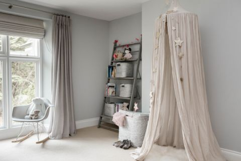 儿童房北欧风格装潢效果图