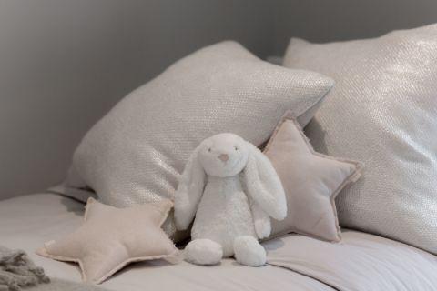 儿童房床北欧风格装潢设计图片