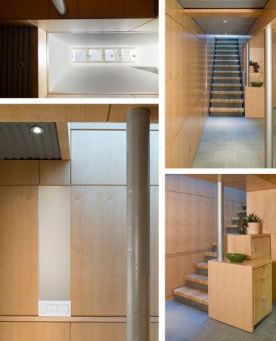 地下室楼梯现代风格装修效果图