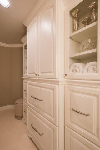 浴室地砖美式风格装潢图片