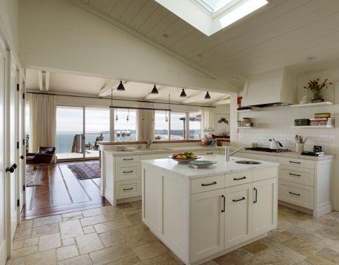 厨房混搭风格效果图大全2017图片_土拨鼠简洁自然浴室混搭风格装修设计效果图欣赏