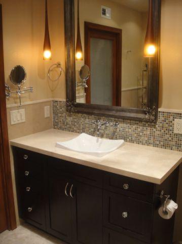 浴室现代风格效果图大全2017图片_土拨鼠现代温馨浴室现代风格装修设计效果图欣赏