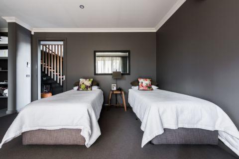 卧室床混搭风格效果图