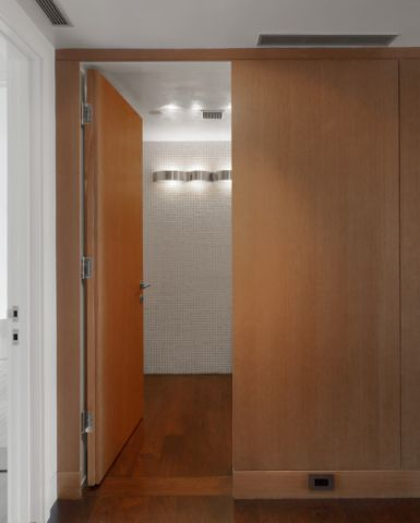 浴室背景墙现代风格装修图片