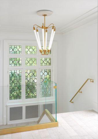 玄关吊顶混搭风格装饰图片