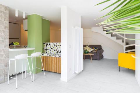 厨房吧台北欧风格装饰效果图