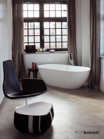 浴室窗帘现代风格装潢效果图