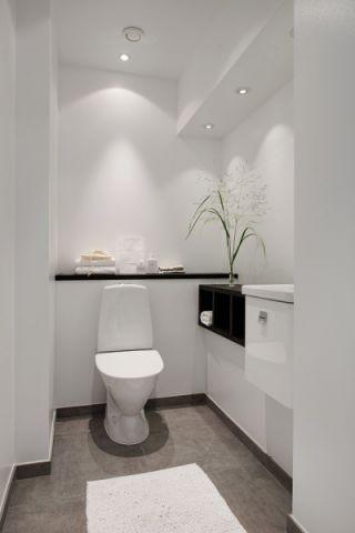 卫生间吊顶北欧风格效果图