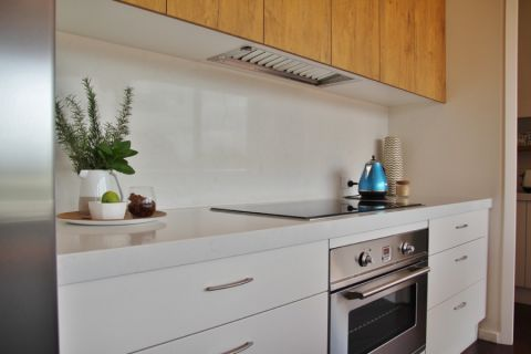 厨房背景墙现代风格效果图
