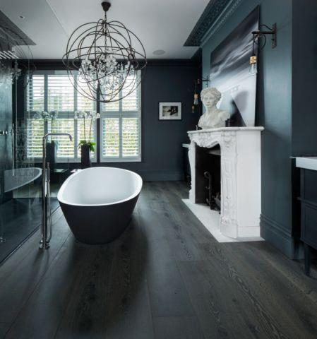 浴室吊顶混搭风格装修效果图