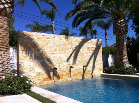 花园楼梯美式风格装饰设计图片