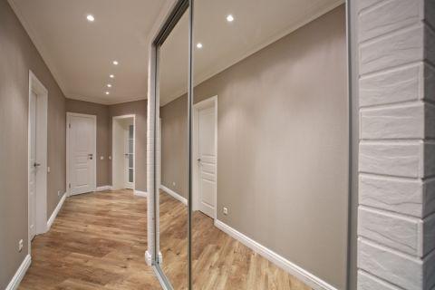 玄关地板砖现代风格装修效果图