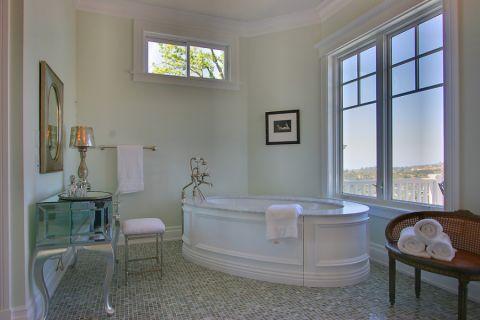 浴室现代风格效果图大全2017图片_土拨鼠典雅温馨楼梯美式风格装修设计效果图欣赏