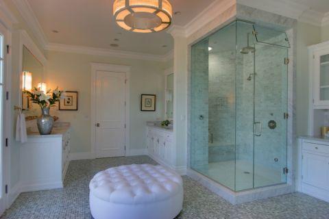 浴室吊顶现代风格装饰设计图片