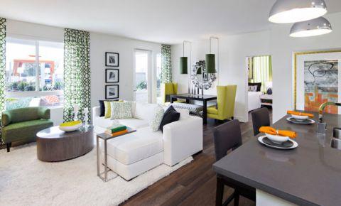 客厅现代风格效果图大全2017图片_土拨鼠完美摩登客厅现代风格装修设计效果图欣赏