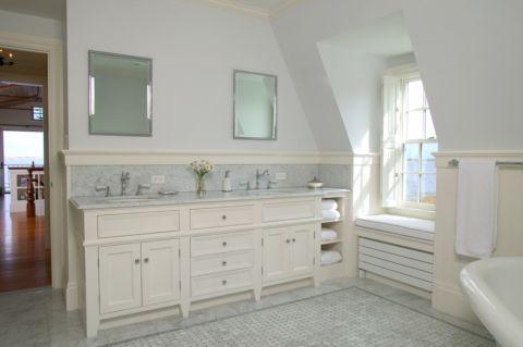 浴室美式风格效果图大全2017图片_土拨鼠清新风雅阳台美式风格装修设计效果图欣赏