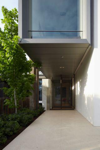 玄关地砖现代风格装修设计图片