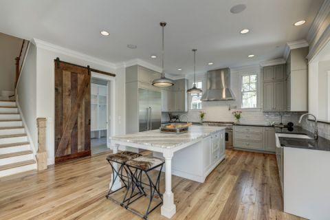 厨房现代风格效果图大全2017图片_土拨鼠精致雅致卧室现代风格装修设计效果图欣赏