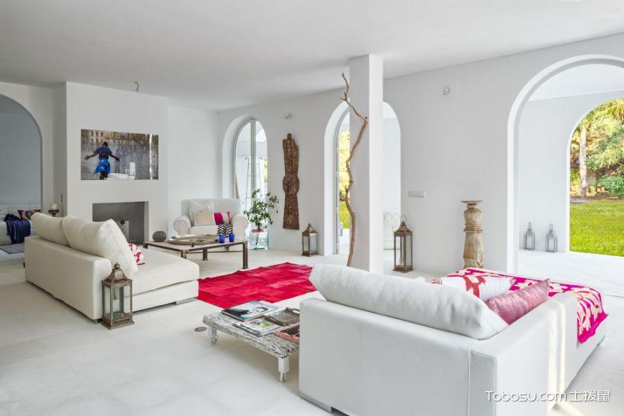 100~120m²/地中海/四居室装修设计