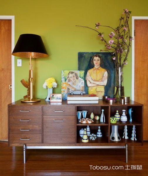 客厅彩色混搭风格装饰效果图