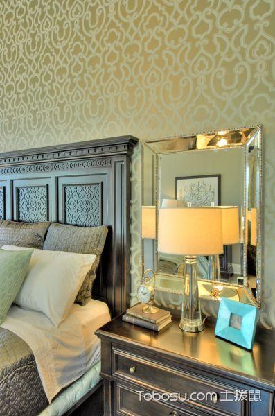 卧室白色梳妆台现代风格装潢图片
