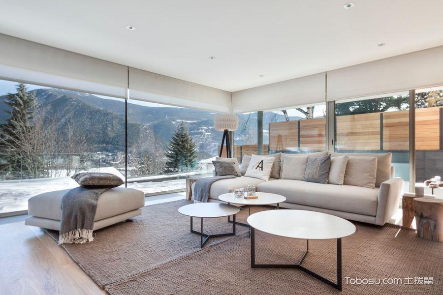 2020北欧150平米效果图 2020北欧别墅装饰设计