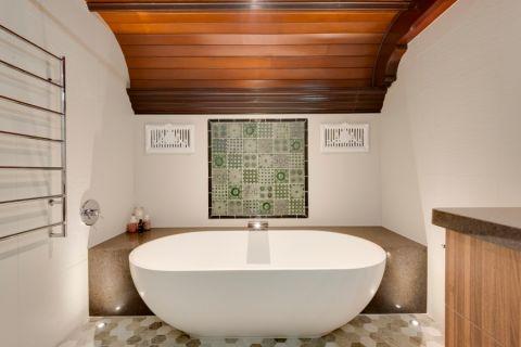 浴室现代风格效果图大全2017图片_土拨鼠现代质朴浴室现代风格装修设计效果图欣赏