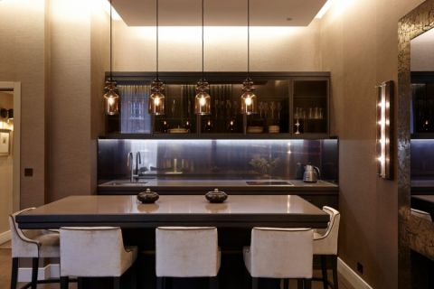 餐厅现代风格效果图大全2017图片_土拨鼠现代格调浴室现代风格装修设计效果图欣赏