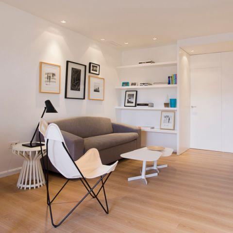 客厅北欧风格效果图大全2017图片_土拨鼠美好唯美客厅北欧风格装修设计效果图欣赏
