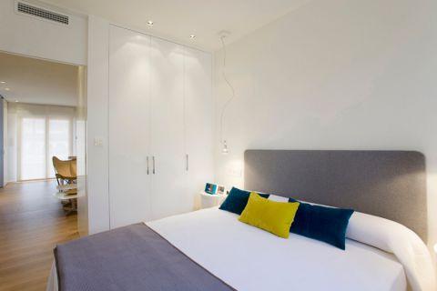 卧室衣柜北欧风格装饰图片