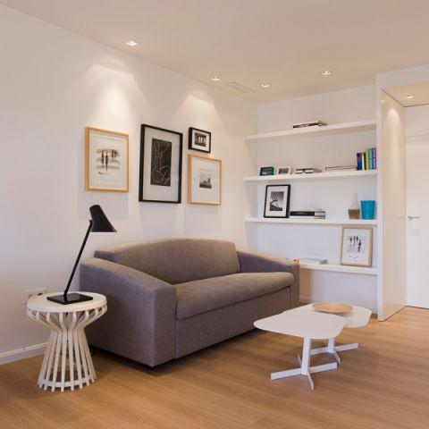 2019北欧70平米设计图片 2019北欧一居室装饰设计