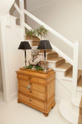 玄关楼梯美式风格装修效果图