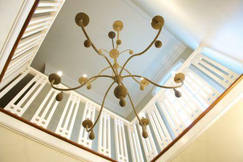 玄关吊顶混搭风格装修设计图片