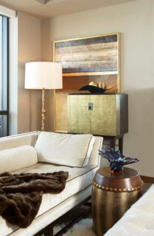 卧室灯具混搭风格装饰图片