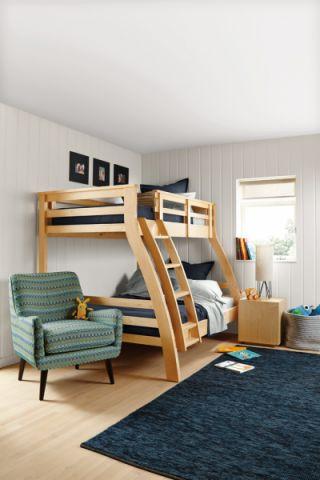儿童房现代风格装修图片