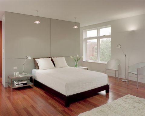 卧室现代风格效果图大全2017图片_土拨鼠极致纯净浴室现代风格装修设计效果图欣赏