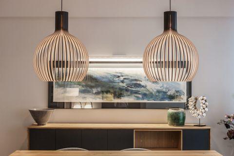 餐厅吊顶现代风格装饰图片