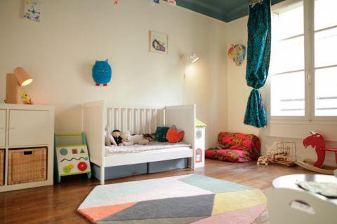 99平米套房混搭风格装潢设计图片