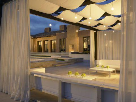127平米别墅现代风格装修图片