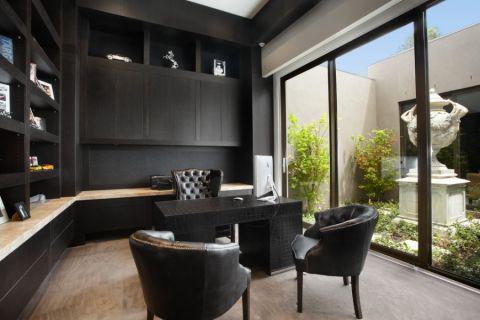300平米庭院现代风格装修图片