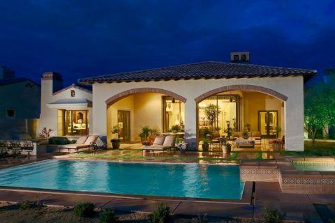 267平米别墅地中海风格装修图片