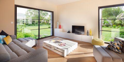 277平米一居室现代风格装修图片