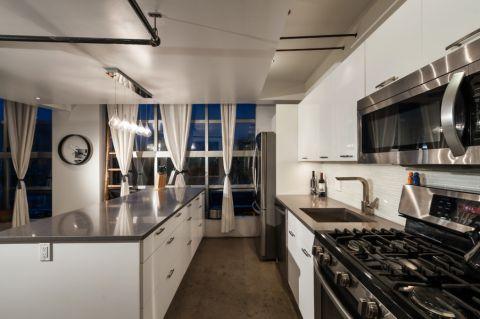 121平米套房现代风格装修图片