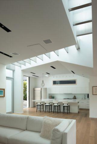 174平米一居室现代装潢实景图_土拨鼠装修效果图