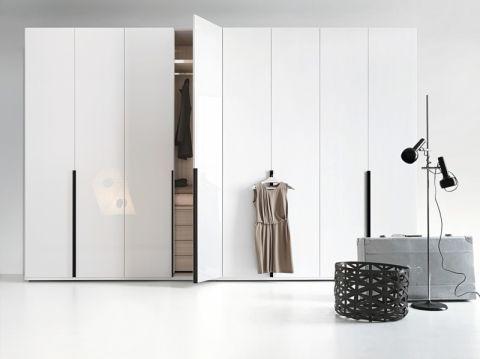 衣帽间地板砖现代风格效果图