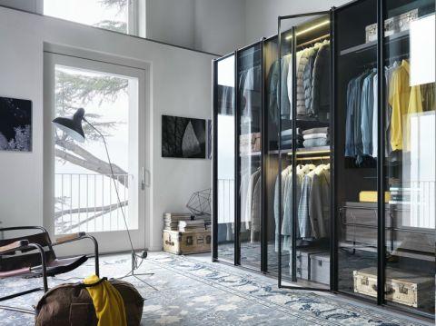 172平米四居室现代装饰实景图片_土拨鼠装修效果图