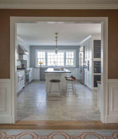 厨房地砖现代风格装饰图片