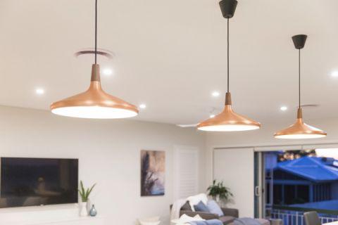 厨房灯具现代风格装饰效果图