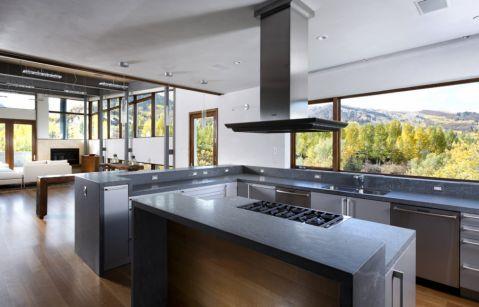 300平米别墅现代风格装修图片