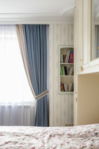 儿童房美式风格装潢效果图